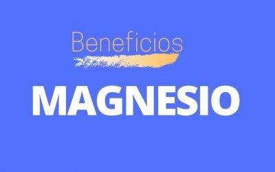 Por qué consumir Magnesio