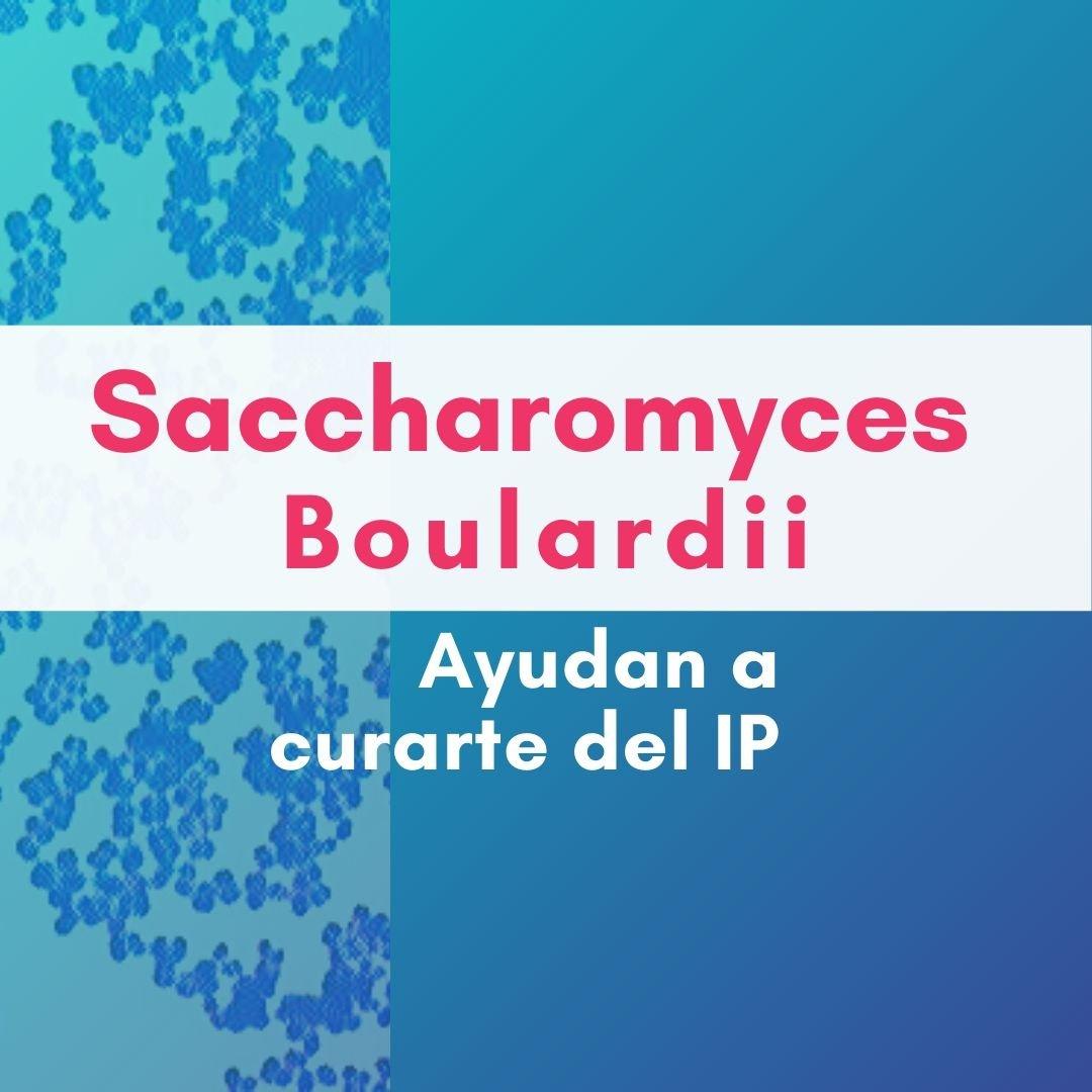 Saccharomyces Boulardii Ayudan curarte del IP